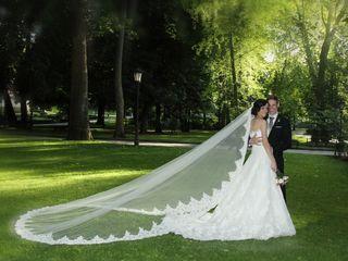 La boda de Raquel y Dominik