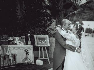 La boda de Silvia y David