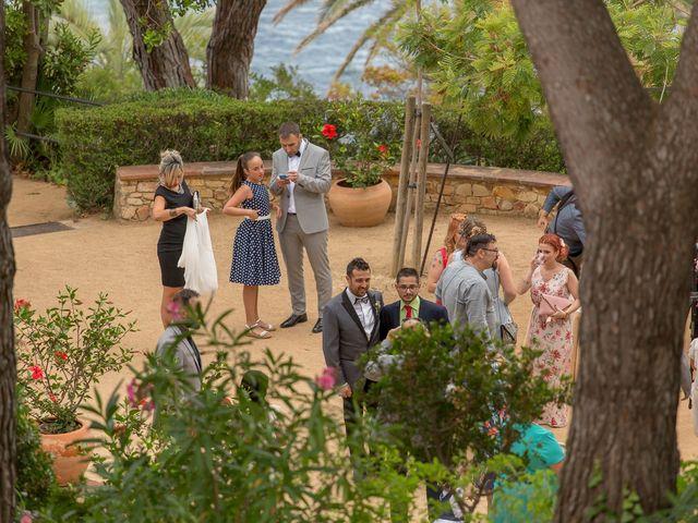 La boda de Jordi y Verónica en Blanes, Girona 23