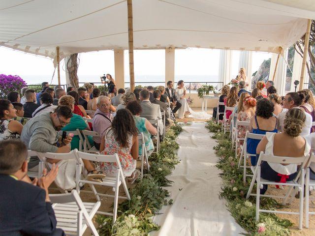 La boda de Jordi y Verónica en Blanes, Girona 33