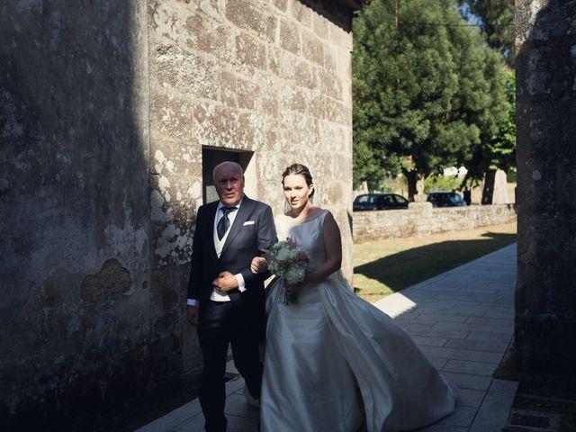 La boda de Diego y Cristina en Santiago De Compostela, A Coruña 11