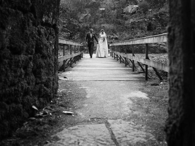 La boda de Diego y Cristina en Santiago De Compostela, A Coruña 31