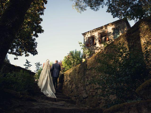 La boda de Diego y Cristina en Santiago De Compostela, A Coruña 32