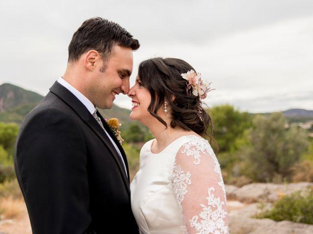 La boda de Silvia y Moisés