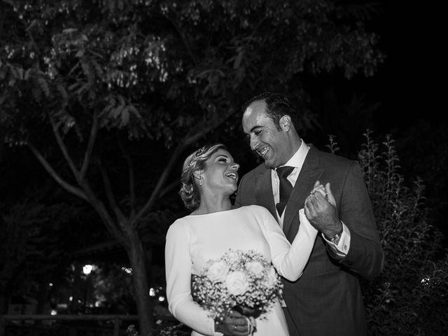 La boda de Irene y Antonio J.