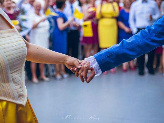 La boda de Raul y Rocio en Pozuelo De Calatrava, Ciudad Real 1