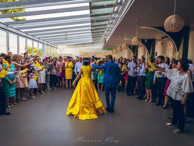 La boda de Raul y Rocio en Pozuelo De Calatrava, Ciudad Real 2