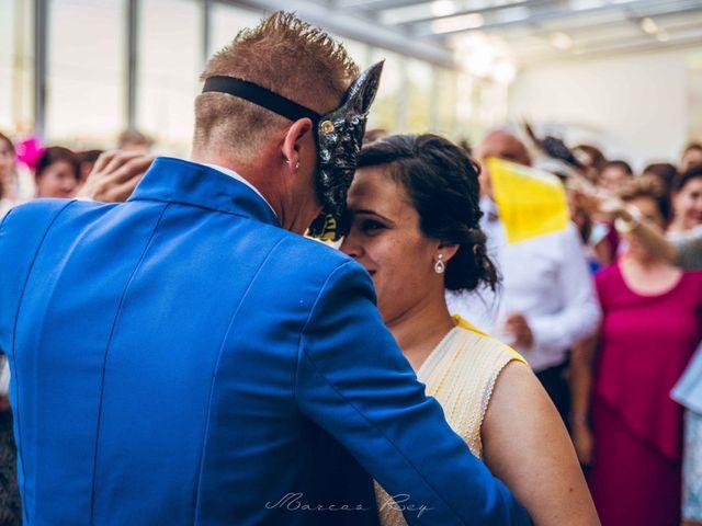 La boda de Raul y Rocio en Pozuelo De Calatrava, Ciudad Real 3
