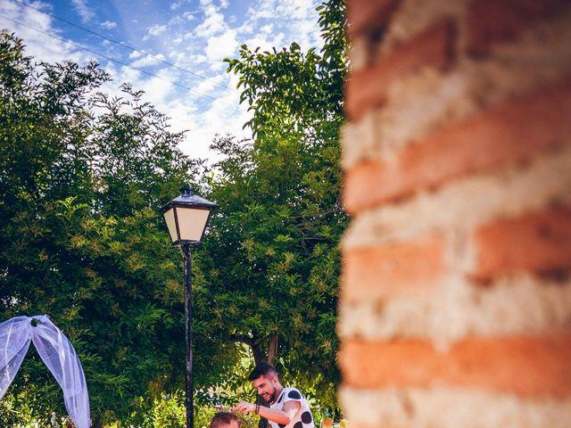 La boda de Raul y Rocio en Pozuelo De Calatrava, Ciudad Real 6