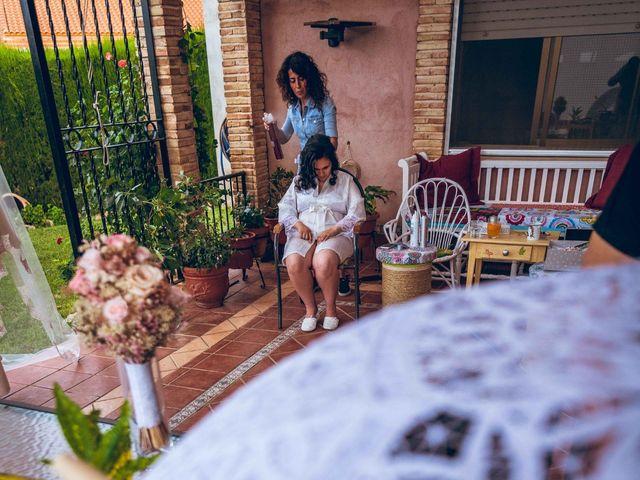 La boda de Raul y Rocio en Pozuelo De Calatrava, Ciudad Real 12