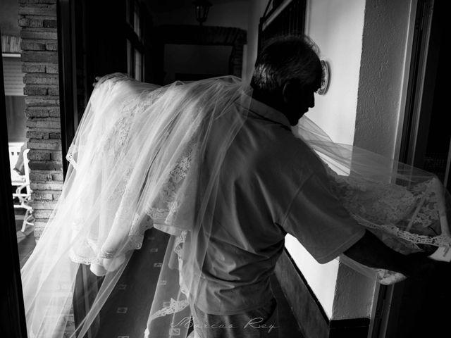 La boda de Raul y Rocio en Pozuelo De Calatrava, Ciudad Real 15