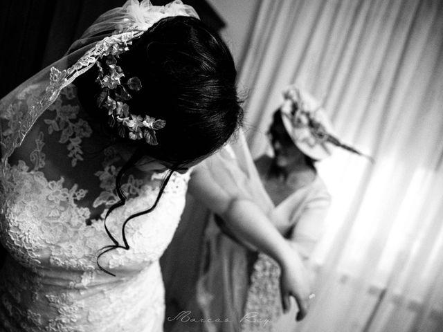 La boda de Raul y Rocio en Pozuelo De Calatrava, Ciudad Real 18