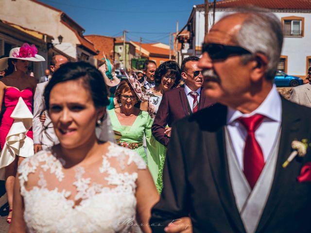 La boda de Raul y Rocio en Pozuelo De Calatrava, Ciudad Real 20