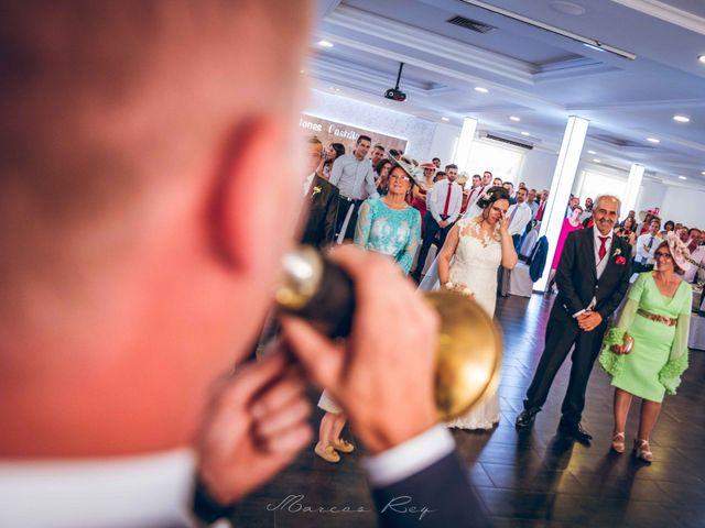 La boda de Raul y Rocio en Pozuelo De Calatrava, Ciudad Real 28