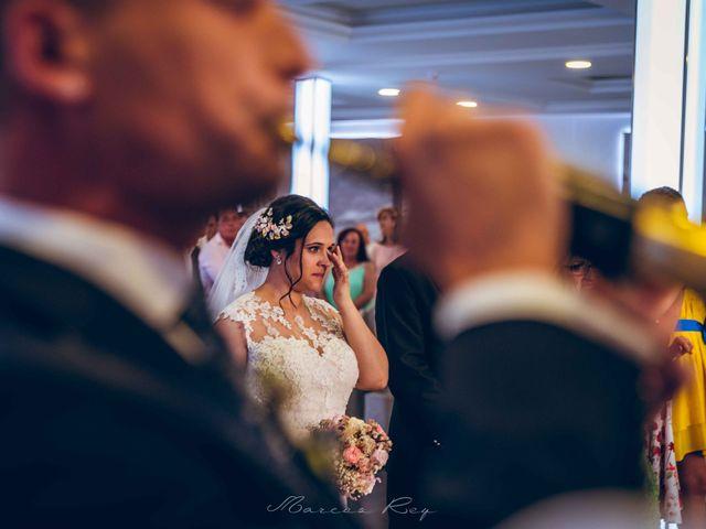 La boda de Raul y Rocio en Pozuelo De Calatrava, Ciudad Real 29