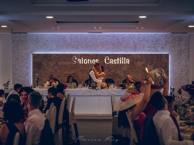 La boda de Raul y Rocio en Pozuelo De Calatrava, Ciudad Real 32