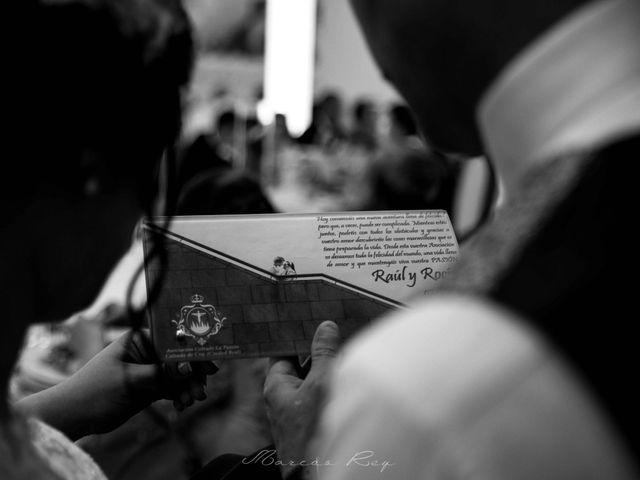La boda de Raul y Rocio en Pozuelo De Calatrava, Ciudad Real 33