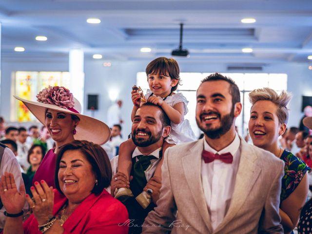 La boda de Raul y Rocio en Pozuelo De Calatrava, Ciudad Real 35