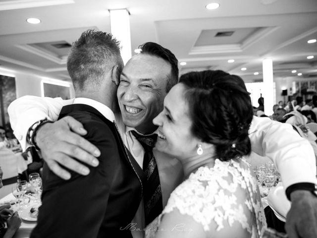 La boda de Raul y Rocio en Pozuelo De Calatrava, Ciudad Real 36