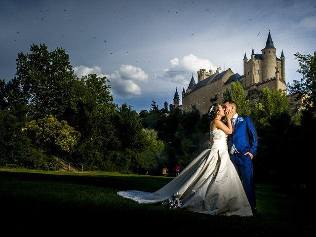 La boda de Victor  y Vanessa  en Segovia, Segovia 2