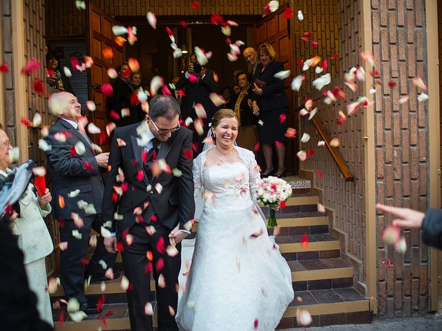 La boda de Francisco Javier y Charo en Albacete, Albacete 9