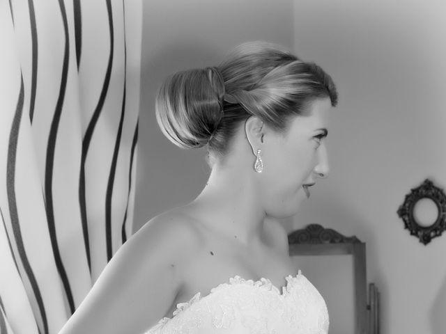 La boda de Ruben y Estefania en Las Cuatro Higueras, Almería 5