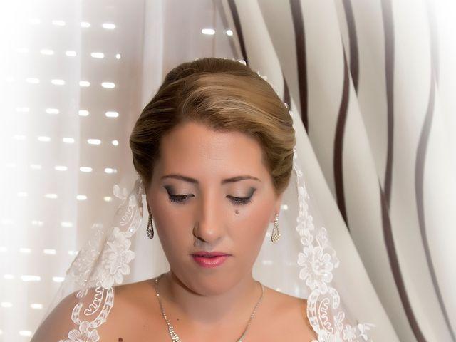 La boda de Ruben y Estefania en Las Cuatro Higueras, Almería 10