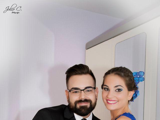 La boda de Ruben y Estefania en Las Cuatro Higueras, Almería 18