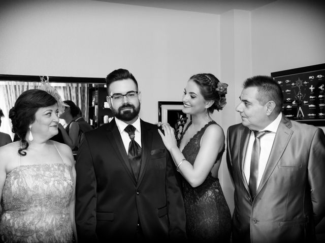 La boda de Ruben y Estefania en Las Cuatro Higueras, Almería 20