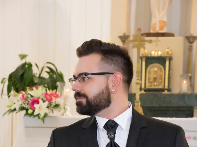 La boda de Ruben y Estefania en Las Cuatro Higueras, Almería 25
