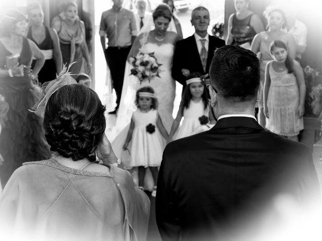 La boda de Ruben y Estefania en Las Cuatro Higueras, Almería 28