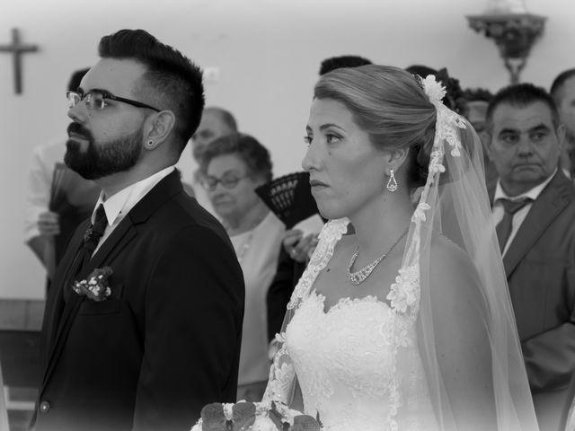 La boda de Ruben y Estefania en Las Cuatro Higueras, Almería 29