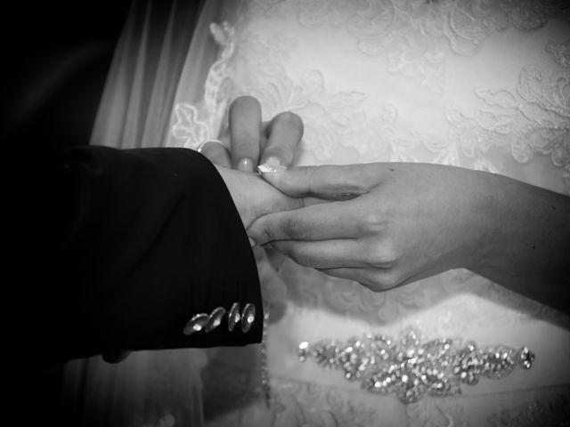 La boda de Ruben y Estefania en Las Cuatro Higueras, Almería 34