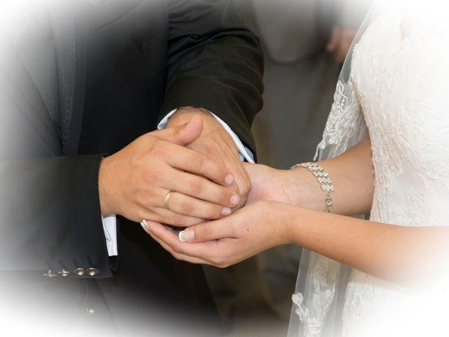 La boda de Ruben y Estefania en Las Cuatro Higueras, Almería 35