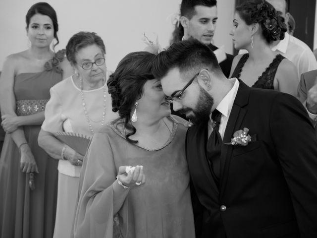 La boda de Ruben y Estefania en Las Cuatro Higueras, Almería 36
