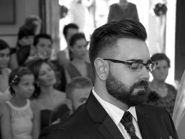 La boda de Ruben y Estefania en Las Cuatro Higueras, Almería 37