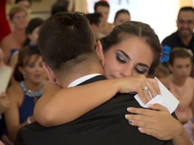 La boda de Ruben y Estefania en Las Cuatro Higueras, Almería 39