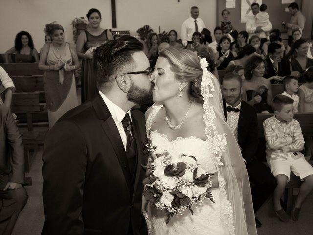 La boda de Ruben y Estefania en Las Cuatro Higueras, Almería 40