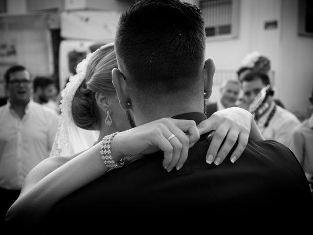 La boda de Ruben y Estefania en Las Cuatro Higueras, Almería 44