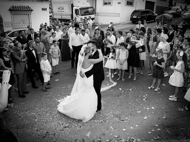 La boda de Ruben y Estefania en Las Cuatro Higueras, Almería 45