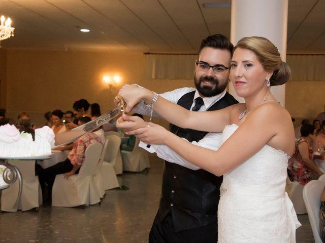 La boda de Ruben y Estefania en Las Cuatro Higueras, Almería 58