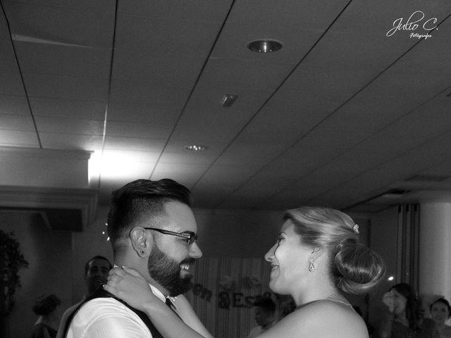 La boda de Ruben y Estefania en Las Cuatro Higueras, Almería 64