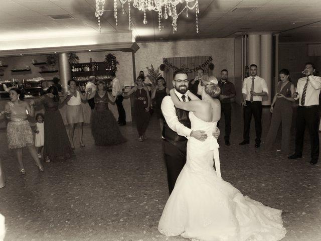 La boda de Ruben y Estefania en Las Cuatro Higueras, Almería 65