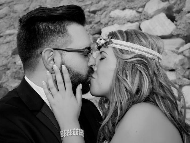 La boda de Ruben y Estefania en Las Cuatro Higueras, Almería 68