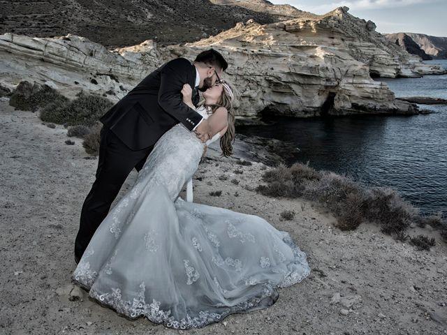 La boda de Ruben y Estefania en Las Cuatro Higueras, Almería 69