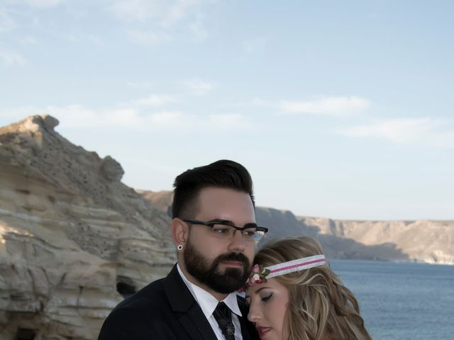 La boda de Ruben y Estefania en Las Cuatro Higueras, Almería 70