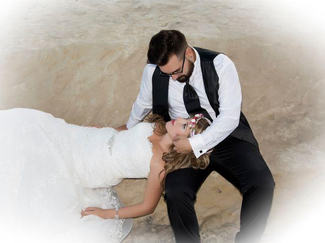 La boda de Ruben y Estefania en Las Cuatro Higueras, Almería 76