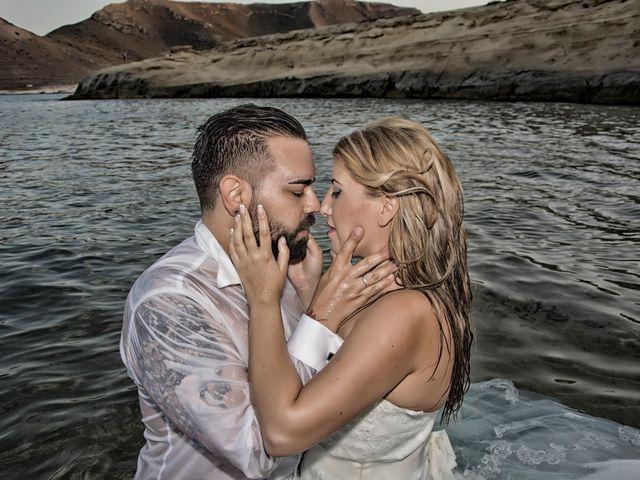 La boda de Ruben y Estefania en Las Cuatro Higueras, Almería 82