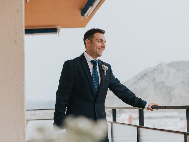 La boda de Alejandro y Sarama en Novelda, Alicante 11