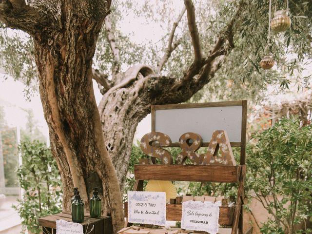 La boda de Alejandro y Sarama en Novelda, Alicante 35